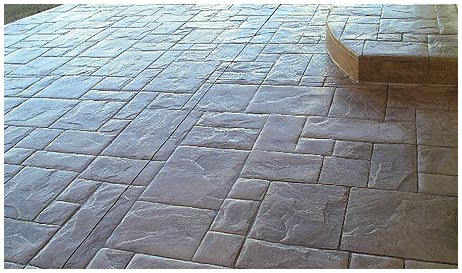 denver stamped concrete