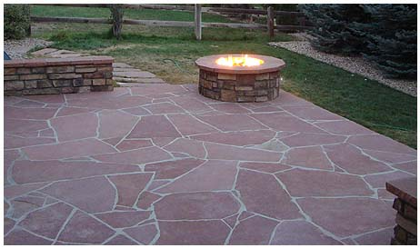 Denver Stamped Concrete Photos
